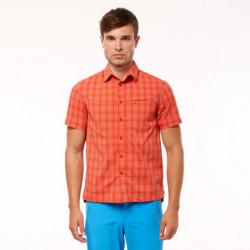 KO-30451OR pánska košeľa technický outdoor krátky rukáv CASEN