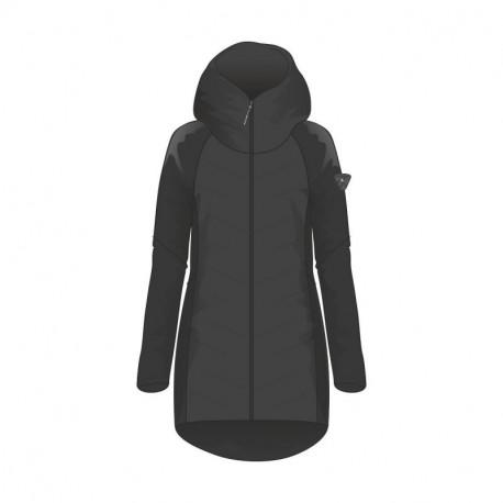 NORTHFINDER dámska bunda zateplená kombinácia softshell VENILA
