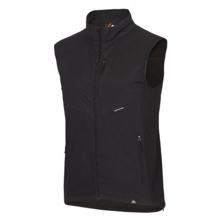 NORTHFINDER pánska vesta do každého počasia s s fleece JAMISON