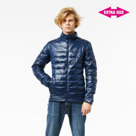 NORTHFINDER pánska bunda veľmi ľahká do chladného a mokrého počasia EXTRA SIZE VYTO