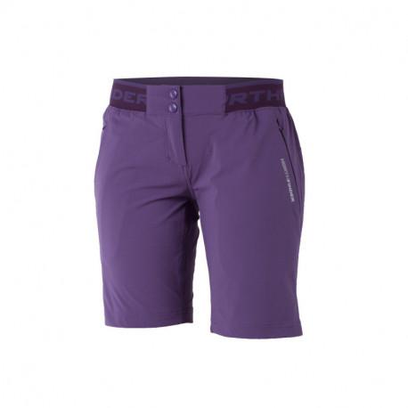 NORTHFINDER dámske šortky 1 layer active outdoor stretch MIKAYLA