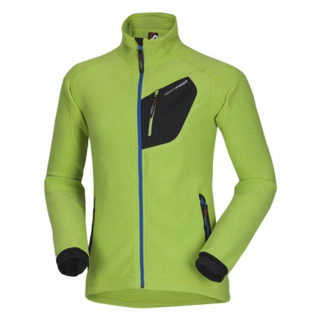 NORTHFINDER men's sweater Polartec® Classic Micro fleece 100 OSTREDOK